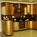 Кухни из МДФ Эмаль