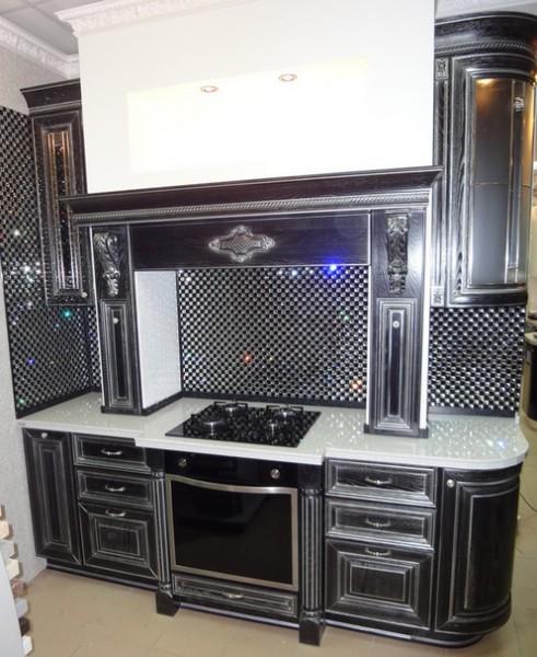 Кухня массив Гальяно, Руджери