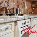 Готовые стандартные кухонные гарнитуры 28