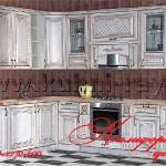 Готовые стандартные кухонные гарнитуры 35