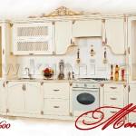 Готовые стандартные кухонные гарнитуры 43