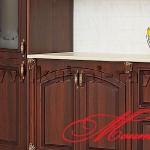 Готовые стандартные кухонные гарнитуры 51