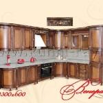 Готовые стандартные кухонные гарнитуры 13