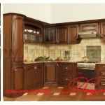 Готовые стандартные кухонные гарнитуры 17