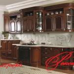 Готовые стандартные кухонные гарнитуры 61