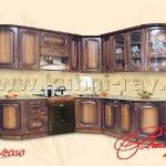 Готовые стандартные кухонные гарнитуры 15