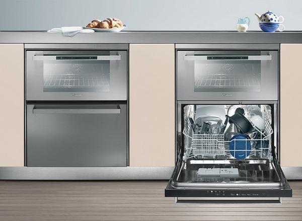 Духовой шкаф + посудомойка в одном приборе