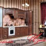 Готовые стандартные кухонные гарнитуры 21