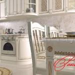 Готовые стандартные кухонные гарнитуры 57