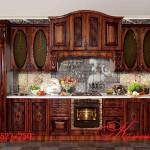 Готовые стандартные кухонные гарнитуры 39