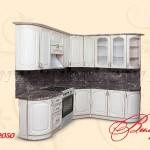Готовые стандартные кухонные гарнитуры 14