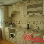 Готовые стандартные кухонные гарнитуры 23