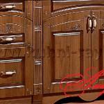 Готовые стандартные кухонные гарнитуры 6