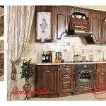 Готовые стандартные кухонные гарнитуры 3