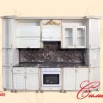 Готовые стандартные кухонные гарнитуры 69