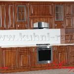 Готовые стандартные кухонные гарнитуры 34