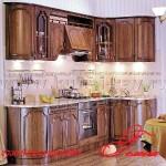 Готовые стандартные кухонные гарнитуры 16