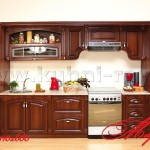 Готовые стандартные кухонные гарнитуры 42