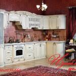 Готовые стандартные кухонные гарнитуры 22
