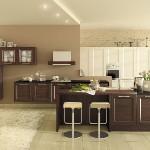 кухня альба венге и бьянка