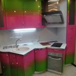Кухня эмаль Фантазия